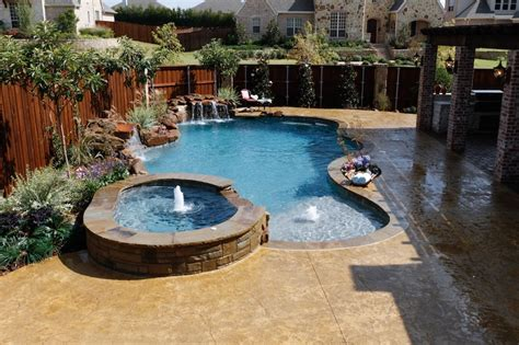 freeform pool freeform pool designs mckinney natural pool designs