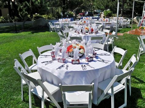 White Dining Room Set setting up an outdoor buffet table outdoor buffet table