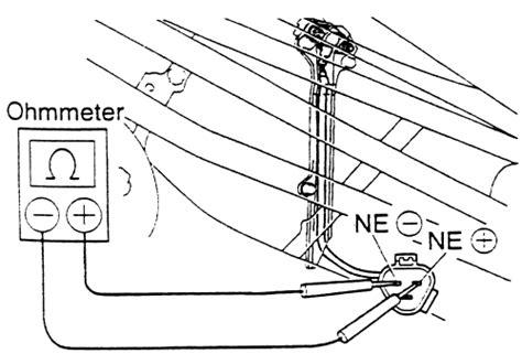 6928 Soket Ckp Cmp Camshaft Position Sensor Toyota Sienta repair guides electronic engine controls crankshaft position sensor autozone