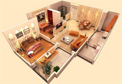 3d wohnung 3d visualization interior design
