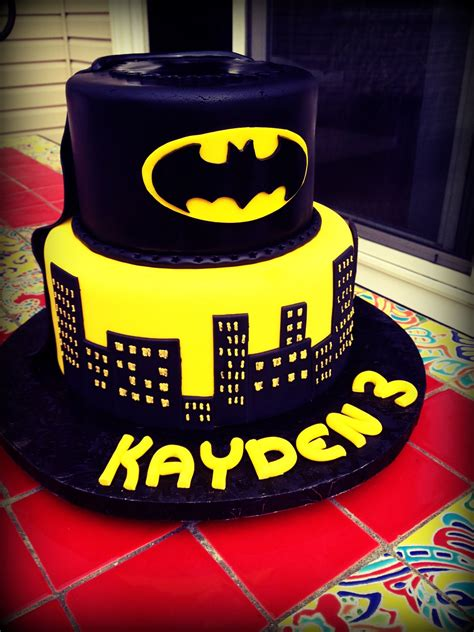 batman cake loved   kayden batman cakes batman birthday  birthday cake