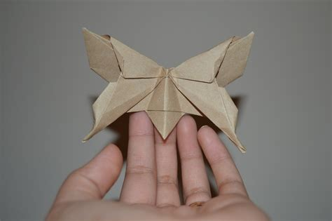 How To Make Origami Insects - origami butterfly origami insects origami animals craft