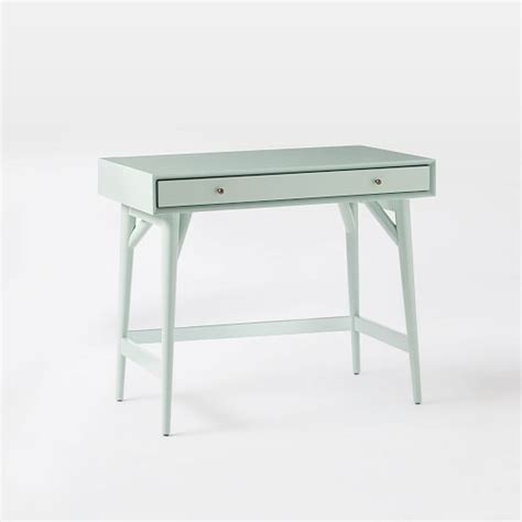 mid century mini desk mid century mini desk oregano west elm