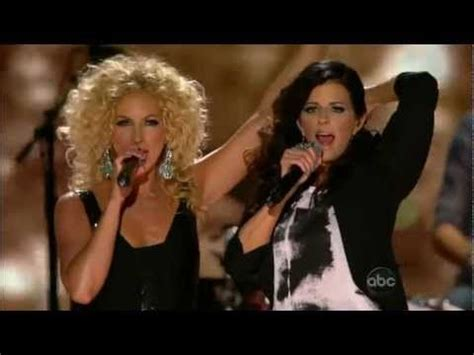pontoon country song little big town quot pontoon quot cma music festival 2012