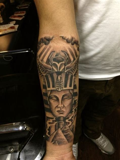 tattoo arm egypt sleeve tattoos tattoos and body art and sleeve on pinterest