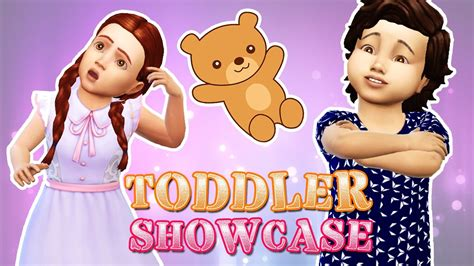 sims 4 custom content toddler the sims 4 custom content showcase toddlers toddler