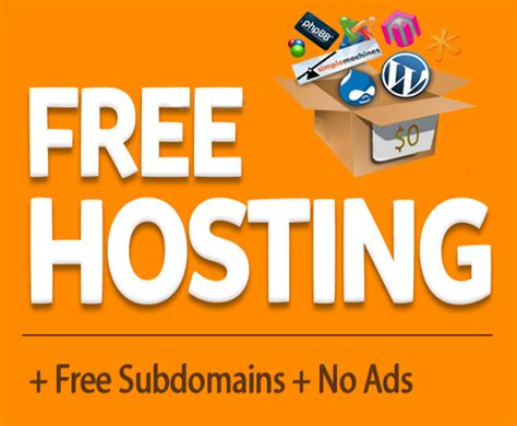 best free web hosting the best free web hosting providers with free subdomains