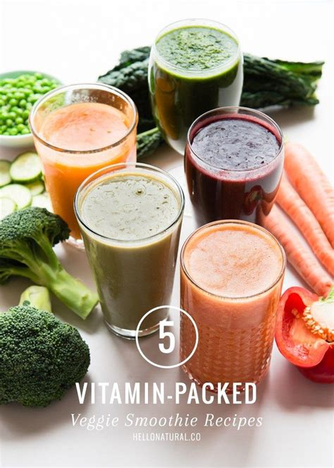 Detox Fruit And Veggie Smoothie Recipes by 25 Best Ideas About Vegetable Smoothies On