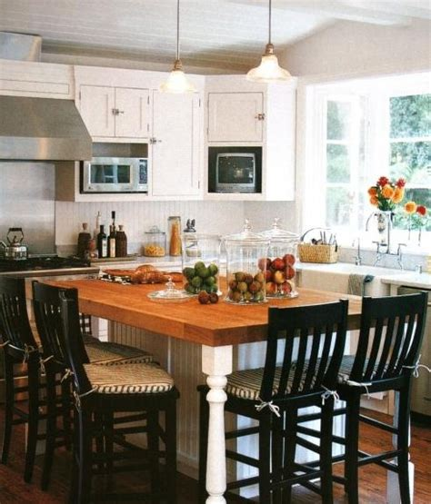 island kitchen table combo kitchen table island combination for the home pinterest