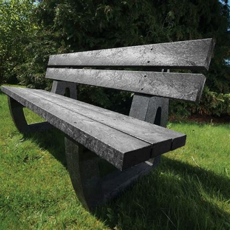 plastic seating benches moulded plastic seat bench street furniture suppliers metal casting castit
