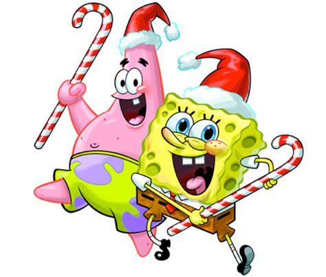 spongebob christmas clipart 56