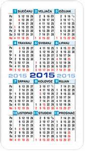 Mali Kalendar 2018 Degraf Kalendari 2018 Džepni Kalendari 2018