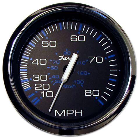 Indiglow Speedometer Ferio Mt Type Hybrid saapni faria chesapeake black ss 4 quot speedometer 80mph mechanical 33705