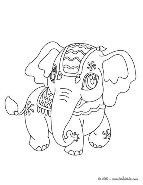 coloring pages of animals that you can print kawaii elephant coloring pages hellokids