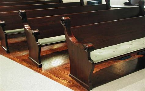 church pew furniture restorer replication restoration refurbishing church pews