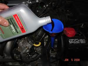 Honda Accord Transmission Fluid Change Diy 4
