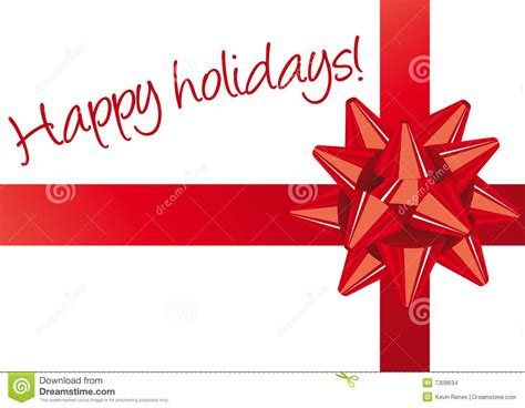 7 Reasons To Be Happy The Holidays Are by Happy Holidays Stock Images Image 7308634