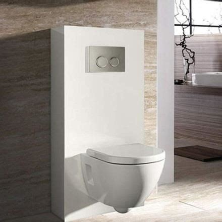 Lave Wc 799 by Meuble D Habillage Blanc Pour B 226 Ti Support Duofix Up320