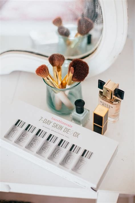 Bareminerals 7 Day Detox by Go Buy Now Bareminerals 7 Day Skin Detox Glitter Guide