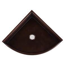 Bronze Corner Shelf by Metallic Decoratives Floor Decor