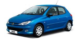 Peugeot 206 Specifications Peugeot 206 Style Catalog Reviews Pics Specs And