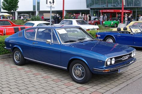 Audi Coupe Wiki by Audi 100
