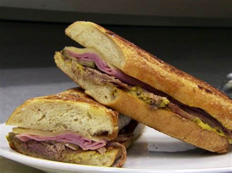 cuban sandwich recipe robert irvine food network
