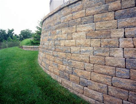 Paver Wall Fraley Masonry Experts Outdoor Living Belgard