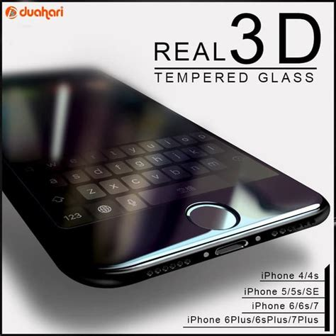Tempered Iphone 6 Ready jual tempered glass iphone 6 iphone 5 7 plus cover