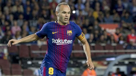 barcelona believe andres iniesta will leave for chinese ernesto valverde plays down talk of andres iniesta leaving