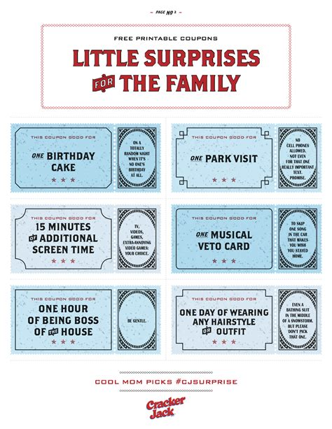 printable love coupons for mom more free printable coupons for family surprises you ll love