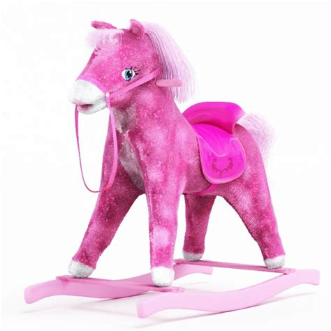 Pink Pony pink pony 3d model cgtrader