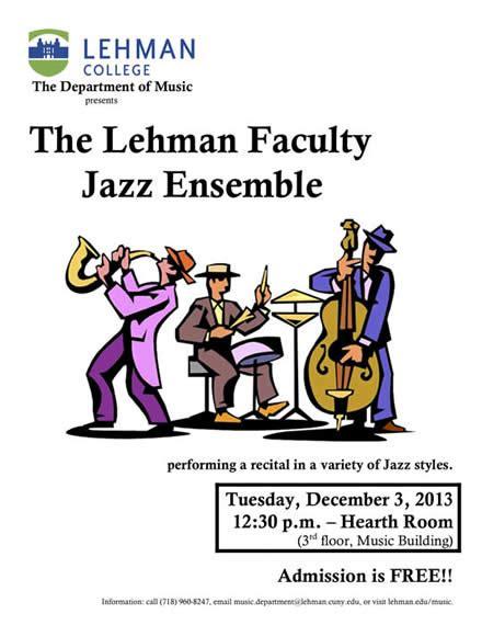 robert rodriguez jazz piano lehman college school of arts and humanities