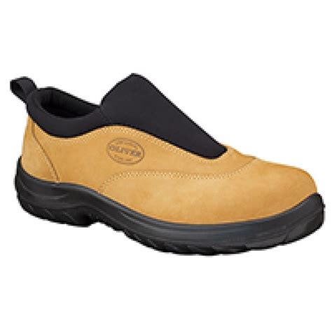 oliver safety sports shoe slip on