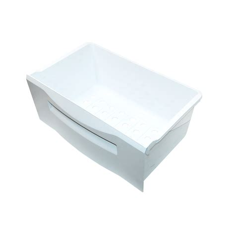 Refrigerator Drawer Replacement by Daewoo Fridge Freezer White Plastic Fridge Freezer Drawer
