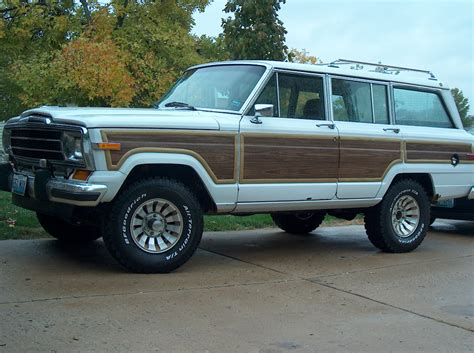 1991 Jeep Grand Wagoneer 1991 Jeep Grand Wagoneer Pictures Cargurus