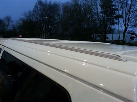 vw t4 one piece awning rail cer essentials