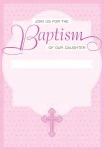 baptism invitation template free baptism invitation baptism invitations free templates