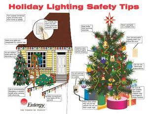 tree lights safety entergy news room beware the griswold effect