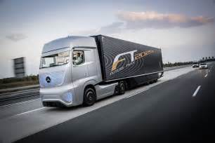 Mercedes Lorry Mercedes Future Truck 2025 Photo Gallery Autoblog