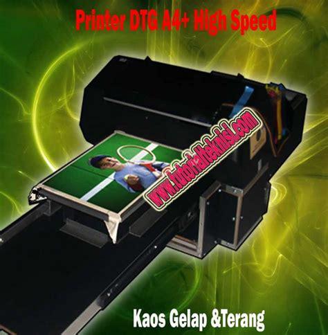Printer Dtg A4 Kaos Gelap printer dtg a4 versi terbaru bisa cetak semua warna kaos harga murah bergaransi dahlan