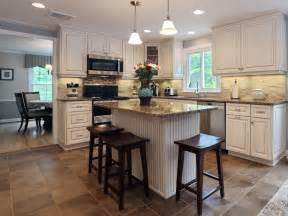Cambria Kitchen Cabinets White Cabinets Cambria Canterbury Countertop And Antique