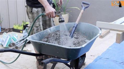 Concrete Countertop Mix Australia by How To Make A Concrete Countertop Diy Hometalk