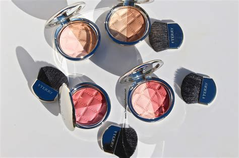 by terry fall collection terrybly densiliss blush compact beauty professor by terry densiliss compact contouring