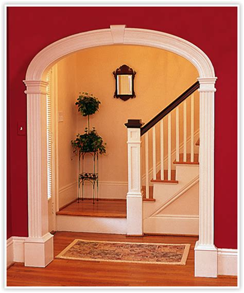 interior archway design and creation how to build a house