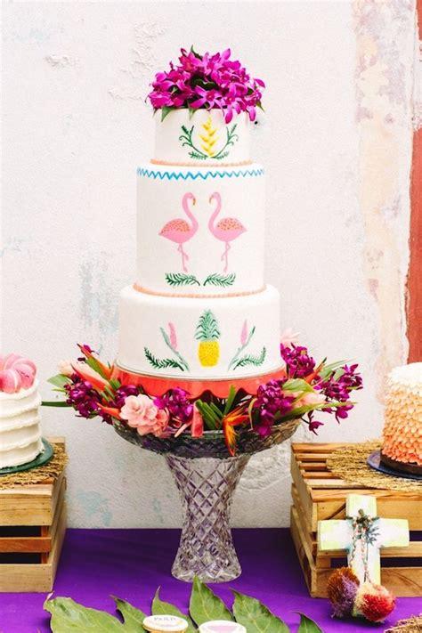 super cute pink flamingo wedding ideas deer pearl flowers