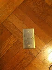 Floor Electrical Outlet by Gen3 Electric 215 352 5963 Brass Floor Outlets