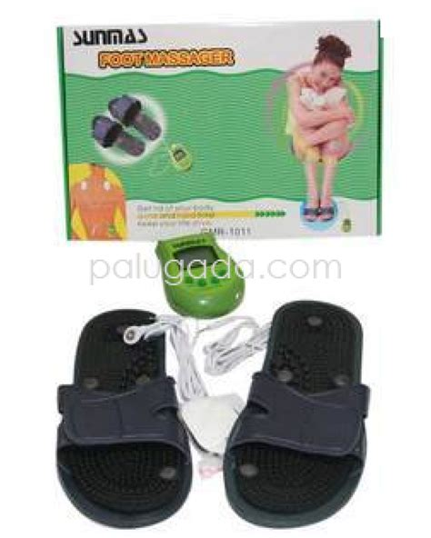 Alat Pijat Kaki Advance sunmas alat pijat kaki digital foot massager