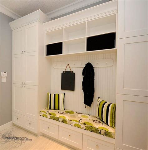 mudroom cabinets and benches 11 best images about lovely laundries on pinterest