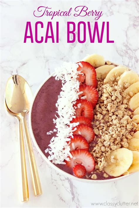 17 best images about smoothie bowl recipes on